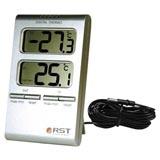 Термометр цифровой оконный RST 02103