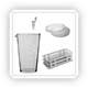 Лабораторная посуда (пластик)